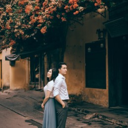 Pre wedding  Selwyn Chew & Mandy from Australia